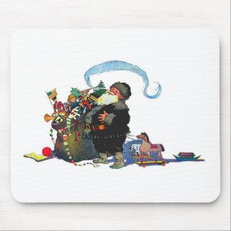 santa-claus-clip-art-4 mouse pad
