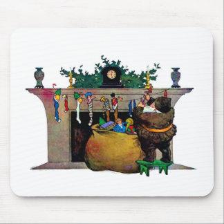 santa-claus-clip-art-5 mouse pad