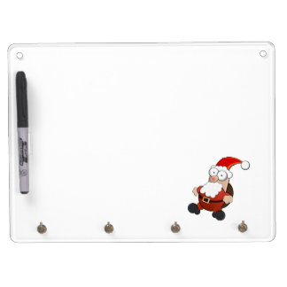 Santa Claus clipart Dry Erase Whiteboards