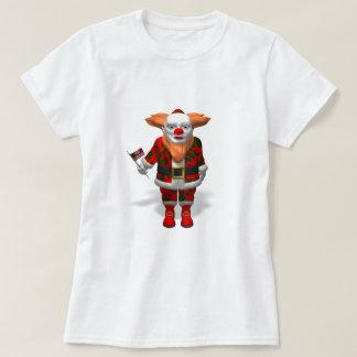 Santa Claus Clown T-Shirt