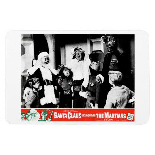 """""""Santa Claus Conquers"""" Lobby Card #2  Magnet"""