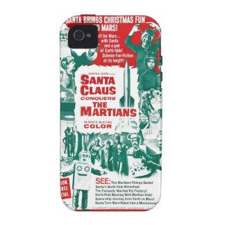 Santa Claus Conquers the Martians Case-Mate iPhone 4 Cover