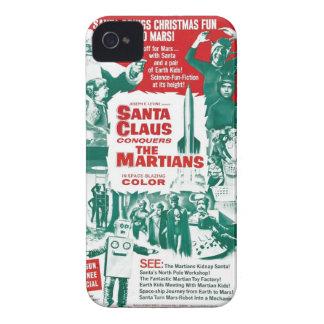 Santa Claus Conquers the Martians Case-Mate iPhone 4 Case