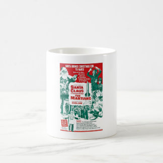 Santa Claus Conquers the Martians Coffee Mug