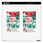 Santa Claus Conquers the Martians Decal For Kindle Fire