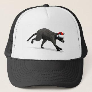 Santa Claus Coon Trucker Hat
