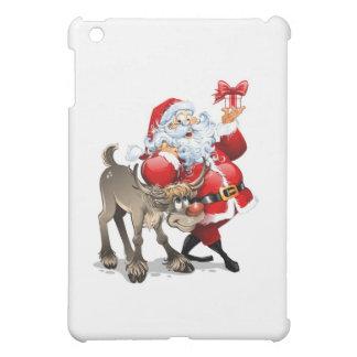 Santa Claus Cover For The iPad Mini