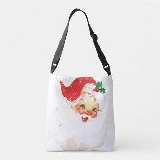 Santa Claus Crossbody Bag