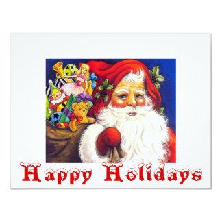Santa-Claus Custom Invite