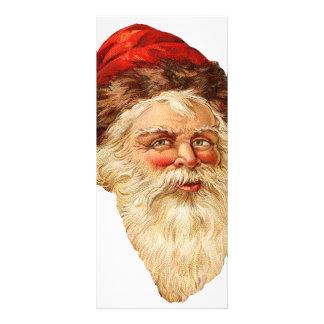 Santa Claus Custom Rack Cards