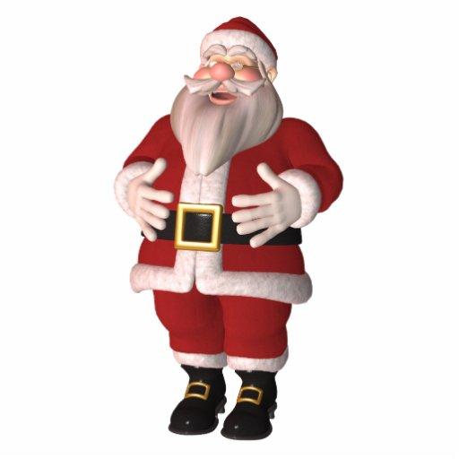 Santa Claus Cut Outs Zazzle