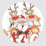 santa-claus-dance sticker