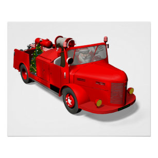 905d0f538b6a2 Merry Christmas Fireman Gifts on Zazzle