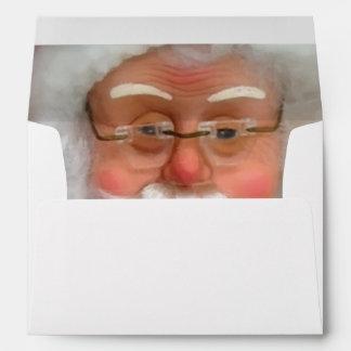 Santa Claus Envelopes