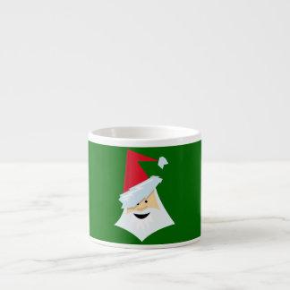 Santa Claus Espresso Cup