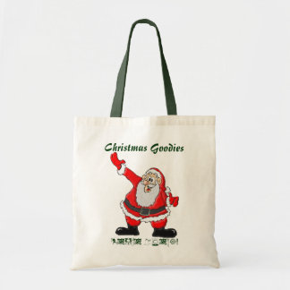 Santa Claus, Father Christmas Gifts Tote Bag
