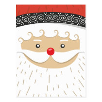 Santa Claus/Father Christmas Postcard