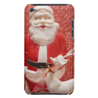 Santa Claus figurine iPod Touch Cover