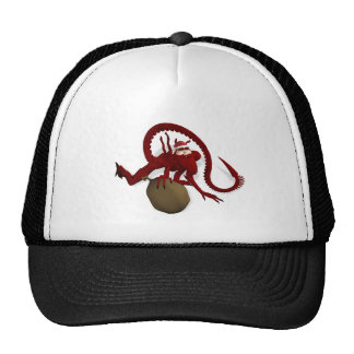 Santa Claus From Outer Space Trucker Hat