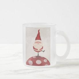 Santa Claus fungus Mug