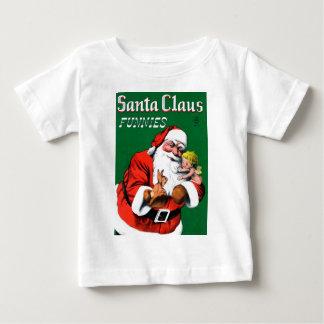 Santa Claus Funnies - Cherub Tshirts