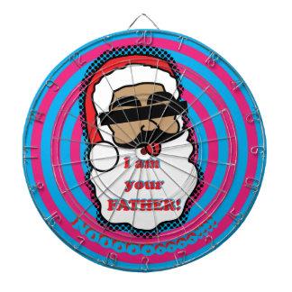 Santa Claus Funny Dart Boards