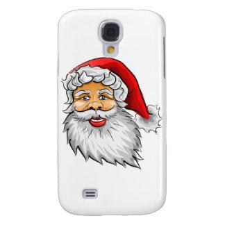 Santa Claus Galaxy S4 Covers