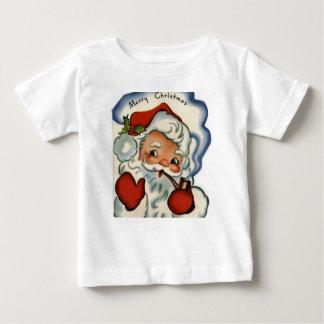 santa claus,genuine,vintage,reproduction,merry xma t shirt