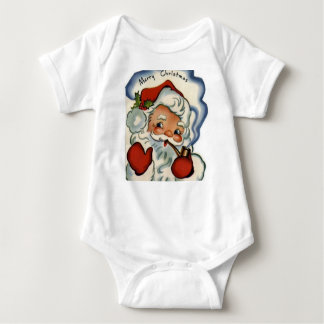 santa claus,genuine,vintage,reproduction,merry xma tees