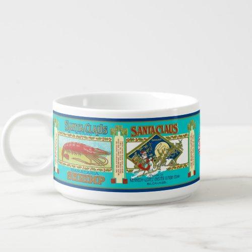Santa Claus Gumbo Bowl