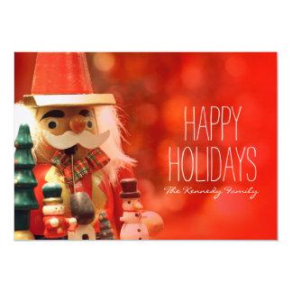 Santa Claus' helper Card