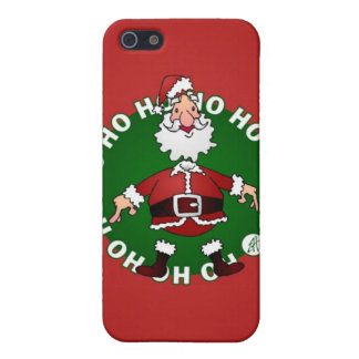 Santa Claus: Ho Ho Ho iPhone SE/5/5s Case