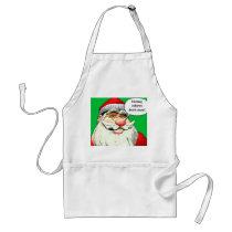 Santa Claus Holiday Apron