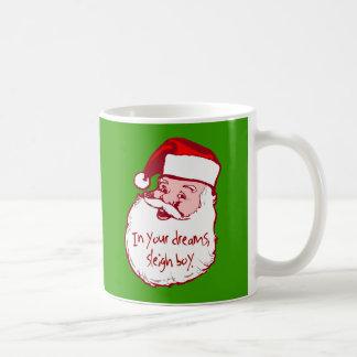 Santa Claus Holiday Mug