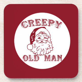 Santa Claus Humor Coaster