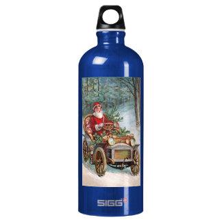 Santa Claus in Automobile SIGG Traveler 1.0L Water Bottle