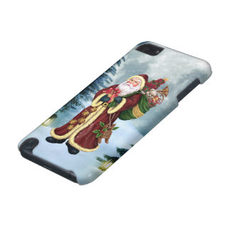 Santa Claus In The Forest iPod Touch 5G Cover