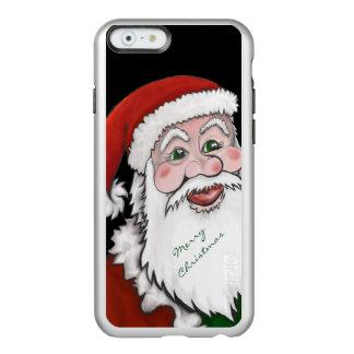 Santa Claus Incipio Feather® Shine iPhone 6 Case