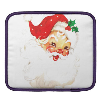 Santa Claus iPad Sleeve