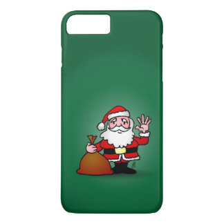 Santa Claus iPhone 8 Plus/7 Plus Case