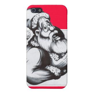Santa Claus iPhone 5 Cover