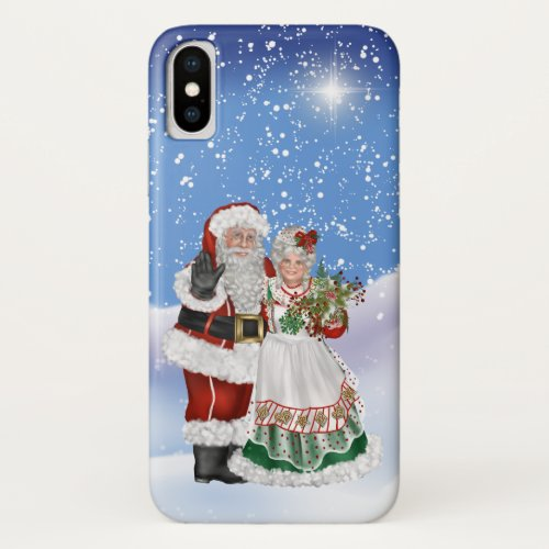 Santa Claus iPhone Case