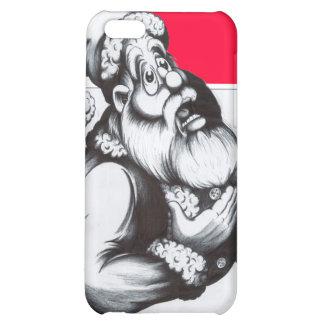 Santa Claus iPhone 5C Cover