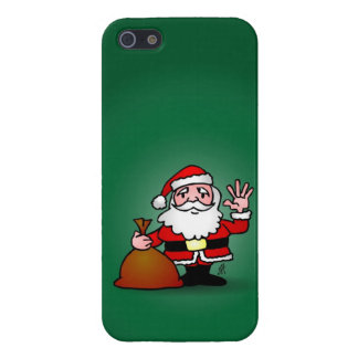 Santa Claus iPhone SE/5/5s Cover