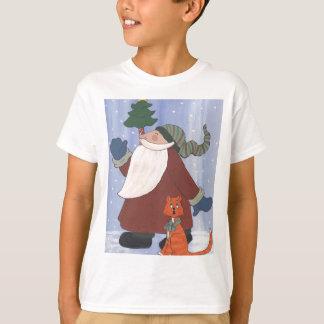 Santa Claus is Coming... T-Shirt