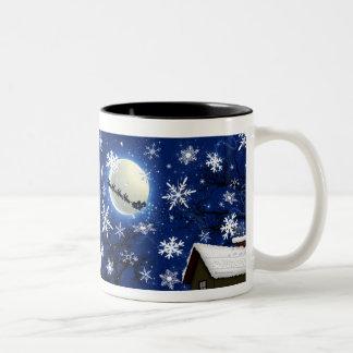 Santa Claus Is Coming To Town Coffee Mug