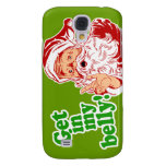 Santa Claus is Hungry Galaxy S4 Cover