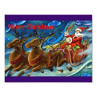santa-claus-is-sending-gifts invitations