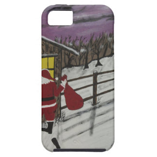 Santa Claus Is Watching iPhone 5 Cases