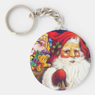 Santa-Claus Key Chains